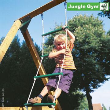Jungle Gym kötéllétrafok műanyag (kötél és hintacsukló nélkül)