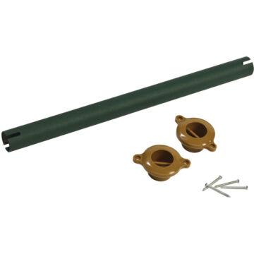 Kötéllétrafok fém - zöld