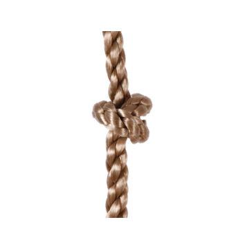 Mászókötél csomózott PP kötéllel