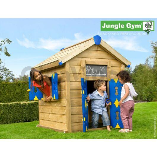Jungle Gym Playhouse