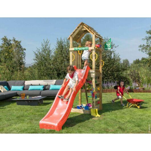 Kerti játszótér - Jungle Gym Cocoon torony csúszdával