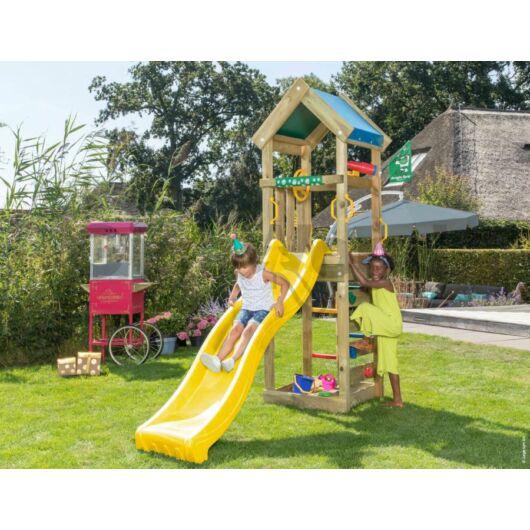 Kerti játszótér - Jungle Gym Patio torony csúszdával