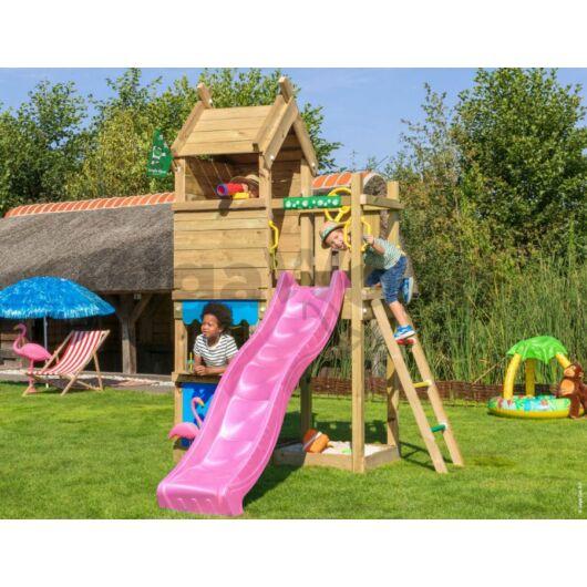 Kerti játszótér - Jungle Gym Resort torony csúszdával