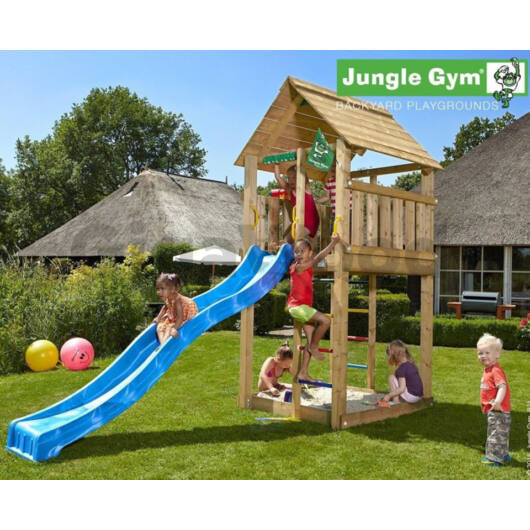 Jungle Gym Cabin