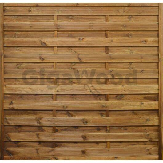 Klassik kerítéselem egyenes 180x180