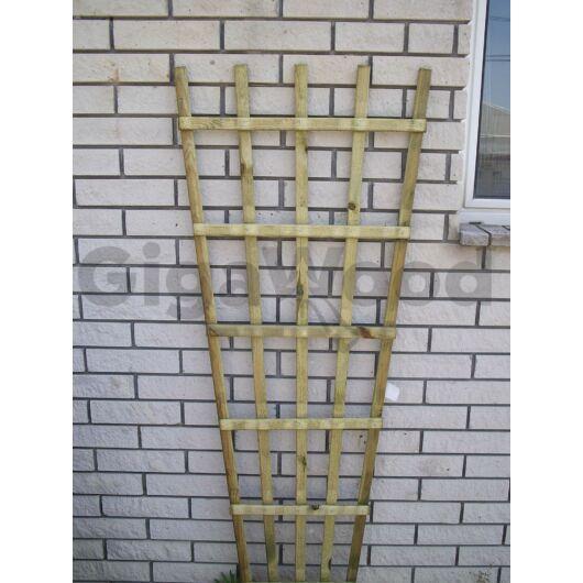 """Virágfuttató """"Trapéz"""" 3x65/30x195 cm"""