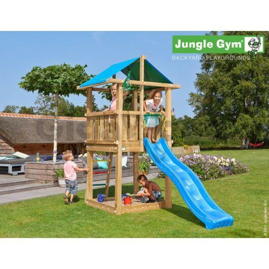 Jungle Gym Hut
