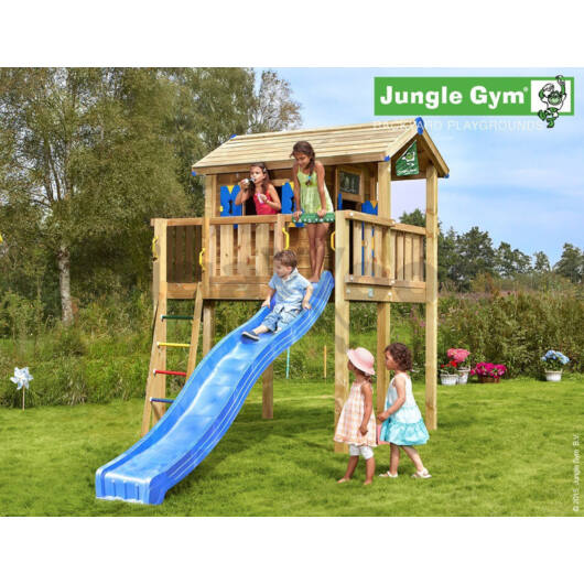 Jungle Gym Playhouse Platform XL
