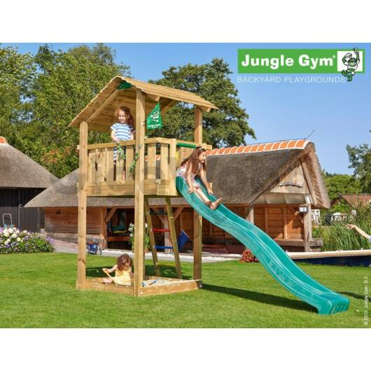 Jungle Gym Shelter