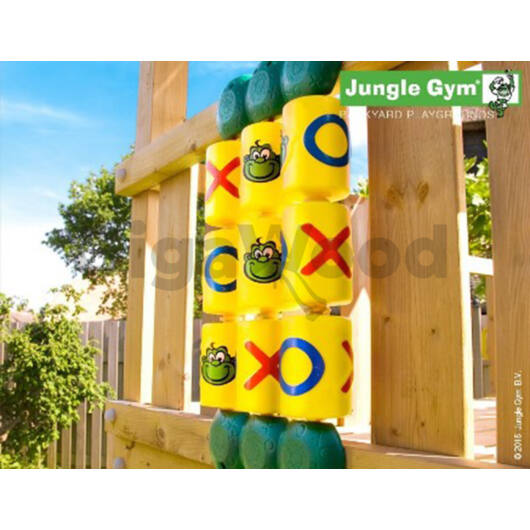 Jungle Gym Tic Tac Toe modul