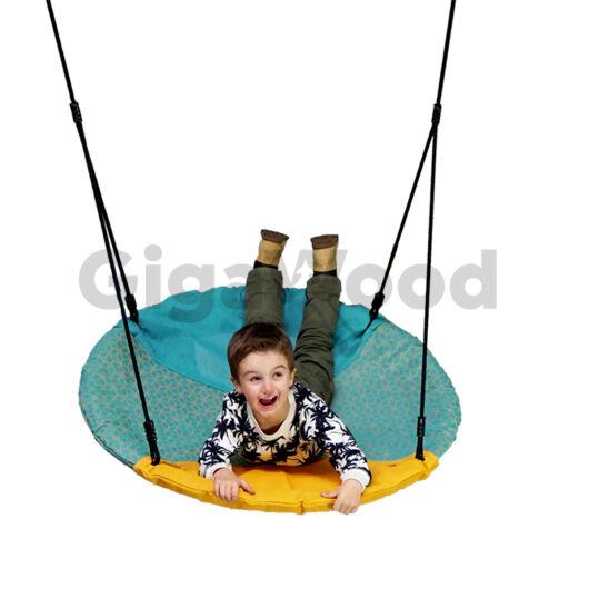 """Fészekhinta """"winkoh"""" 1,8 m kötéllel"""