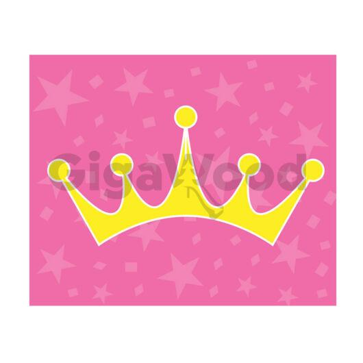 Zászló kalóz (emelő rendszerrel) Hercegnő