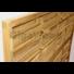 Kép 2/2 - Klassik kerítéselem egyenes 180x180 cm (keret 45x45 mm)