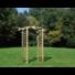Kép 1/2 - Pergola boltíves 180x70x210 cm